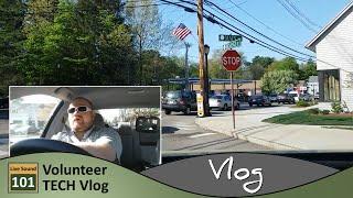 iottie easy one touch 2 car mount test   volunteer tech vlog
