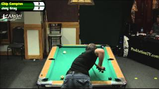 9b_Joey Gray v Chip Compton White Diamonds 2011 Semi Final
