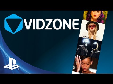 Check out Vidzone on PlayStation