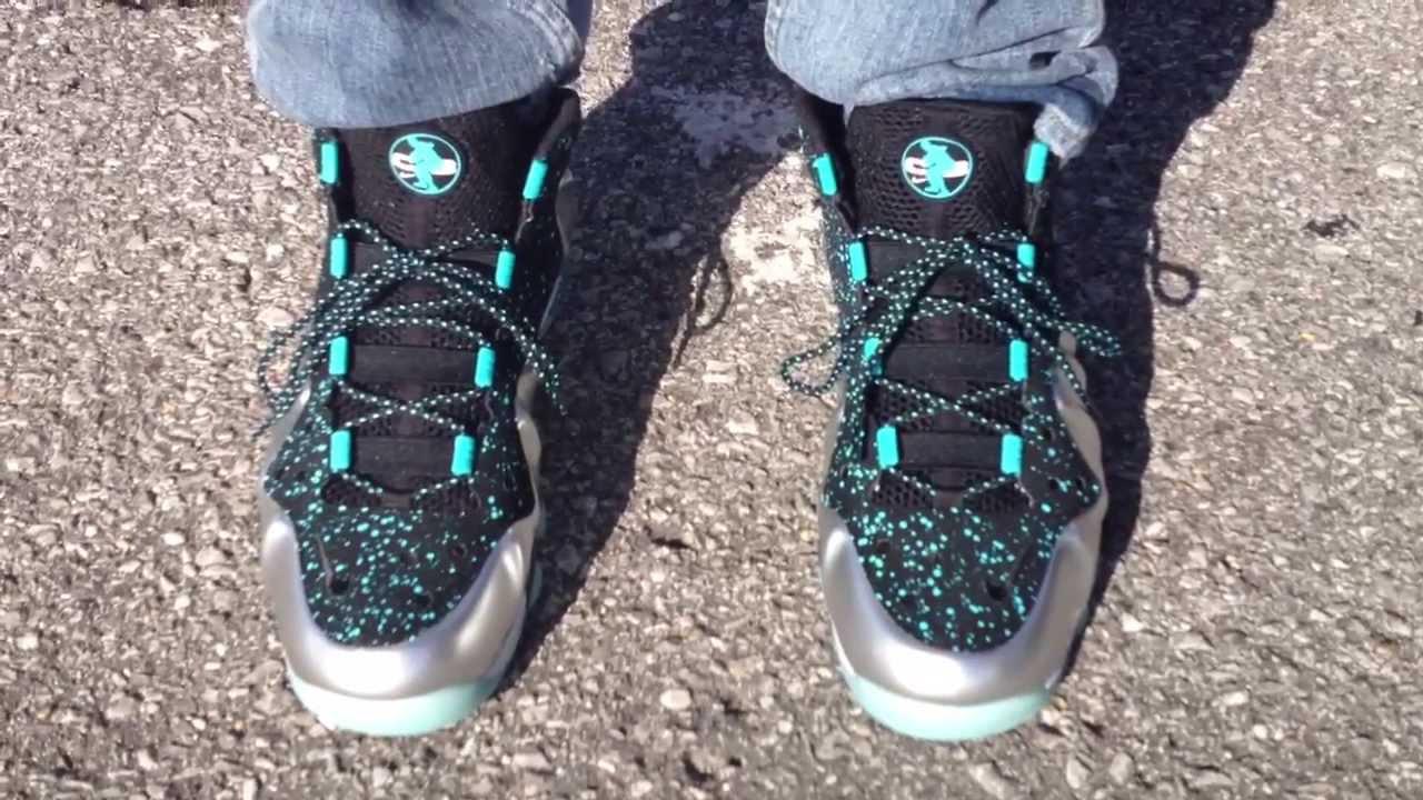 blue gray foamposites barkley sneakers