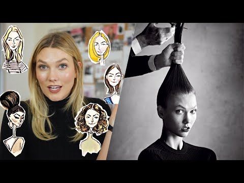 The Time I Cut My Hair for Vogue | Fashion Stories | Karlie Kloss