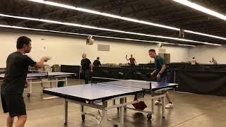 South Park table tennis 1/23/2020 Mao vs Liuya