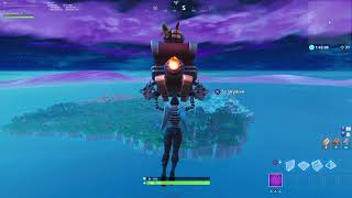 HOW TO GLITCH TO FORTNITE TILTED TOWERS IN CREATIVE MODE! (not clickbait)