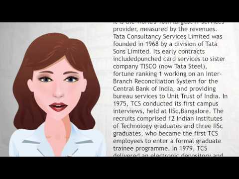 Tata Consultancy Services - Wiki Videos