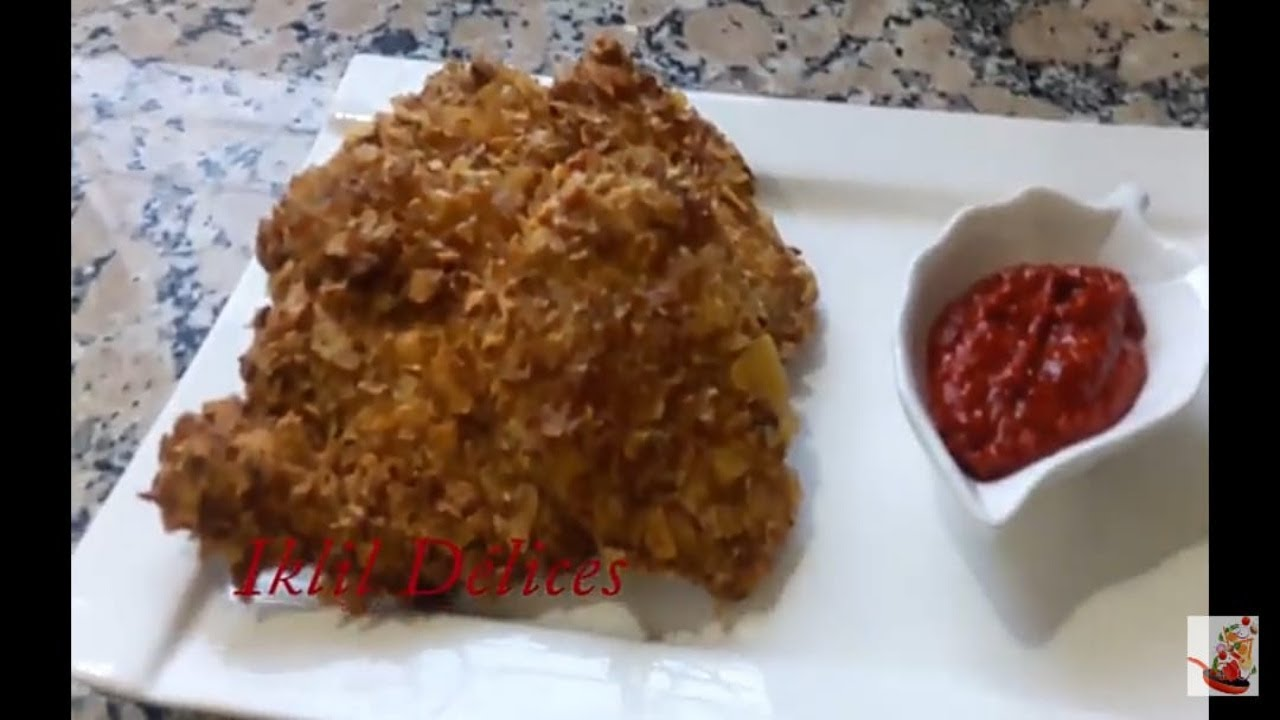 recette du poulet KFC/دجاج kfc - YouTube