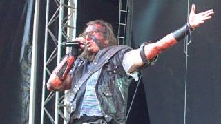 Turisas - One More / Take The Day - LIVE