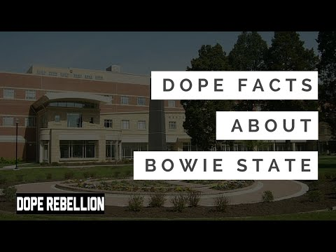 Bowie State University Facts