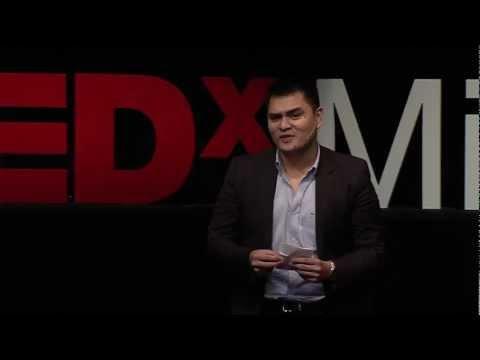 Actions are illegal, never people | Jose Antonio Vargas | TEDxMidAtlantic