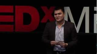 Actions are illegal, never people | Jose Antonio Vargas | TEDxMidAtlantic