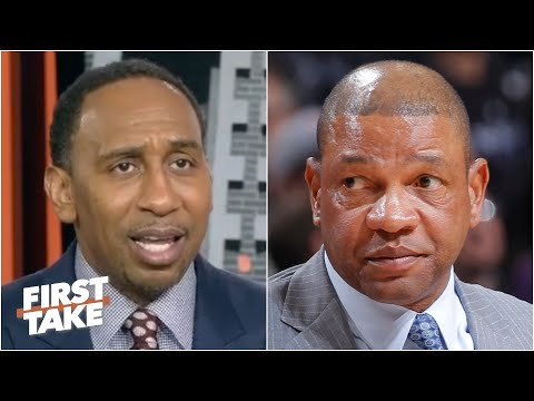 It wasn't fair! - Stephen A. on the Clippers parting ways with Doc Rivers | First Take