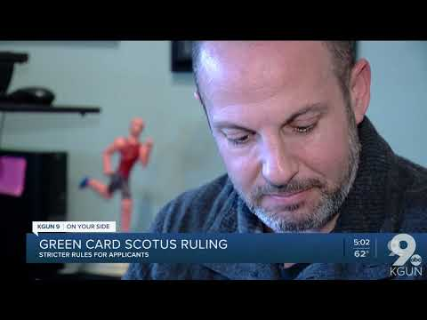 SCOTUS decision affects who may qualify for a Green Card