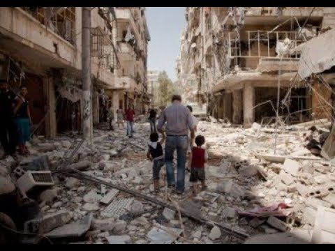 This is the reality on the ground for the Syrian people