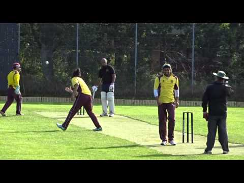 Cricket:Skanderborg v Svanholm - Elitedivision September 6 2015