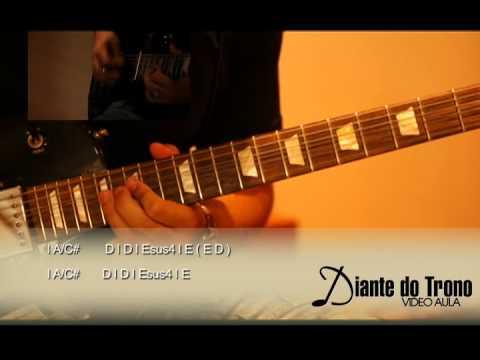 Videoaula DT - 14. Vinho Novo (Creio) #guitarra