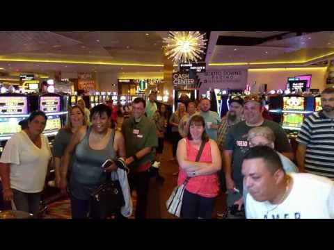 Crystal Slot Machine VICTORY (HUGE WIN, HUGE CROWD, EVEN HUGER LAUGHS)