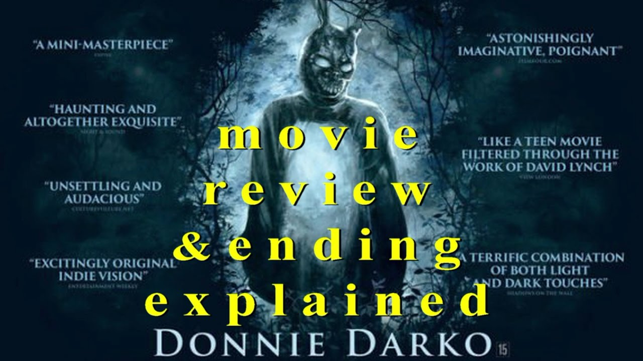 a review of richard kelleys film donnie darko In 2001 a very strange and surreal movie called donnie darko was  richard kelly sequel to donnie darko  protomartyr join forces with kelley deal for two .