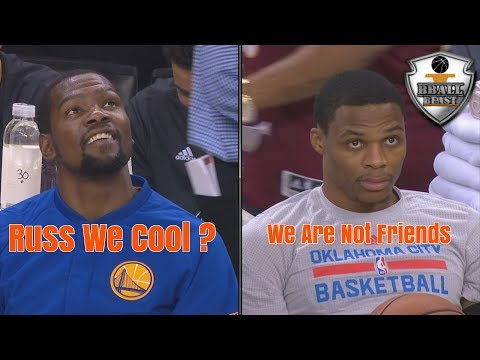 "NBA ""We Are Not Friends"" Moments"