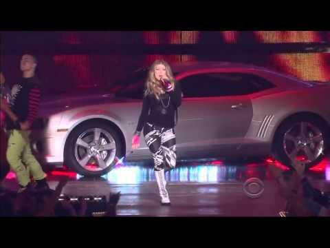Fergie ft Debbie Harry   Call Me live Fashion Rocks 2008 HD
