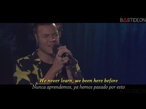 Harry Styles - Sign of the Times (Sub Español + Lyrics)