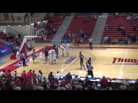 Fort Lewis College (NCAA D2 #4 National Ranked) vs Colorado-State Pueblo University 2nd Half