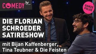 Florian Schroeder Satire Show vom 19.03.2019 mit Florian, Nils, Tina, Die und Bijan