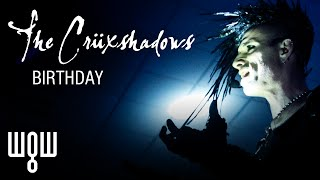 Whitby Goth Weekend - The Crüxshadows - 'Birthday' Live