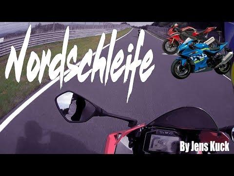 Nordschleife // Honda CBR1000RR Fireblade // Suzuki GSX-R1000 // Jens Kuck