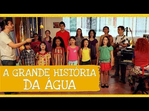 Canto Coral (Música A Grande História da Água) - Palavra Cantada