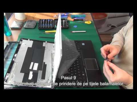 Cum Schimbi Display-ul La Laptop Lenovo B580