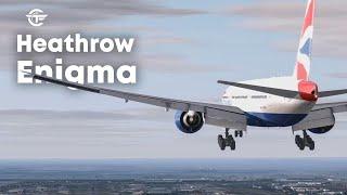 Скачать Surviving A Crash Landing In London New Flight Simulator 2017 P3D 4 1 Ultra Realism