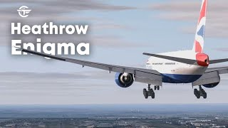 Surviving a Crash Landing in London | New Flight Simulator 2017 [P3D 4.1 - Ultra Realism]