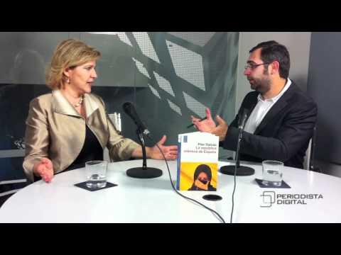 Entrevista A Pilar Rahola, Autora De 'La República Islámica De España' -mayo 2011-