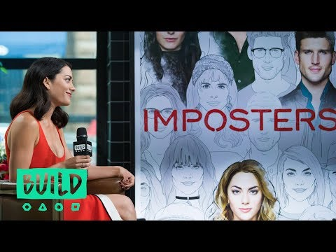 "Inbar Lavi Sits Down To Discuss Season 2 Of ""Imposters"""