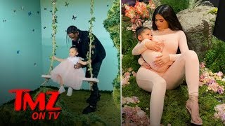 Kylie Jenner and Travis Scott Throw Epic Bash For Stormi's 2nd Bday | TMZ TV