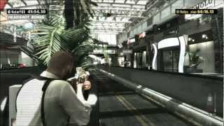 Max Payne 3 PC: New York Minute Hardcore, Free Aim, 100% Playthrough (1080p)