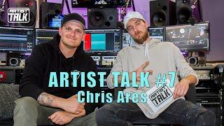 Artist Talk #7 Chris Ares über Fler, Björn Höcke, Spiegel TV, Xavier Naidoo