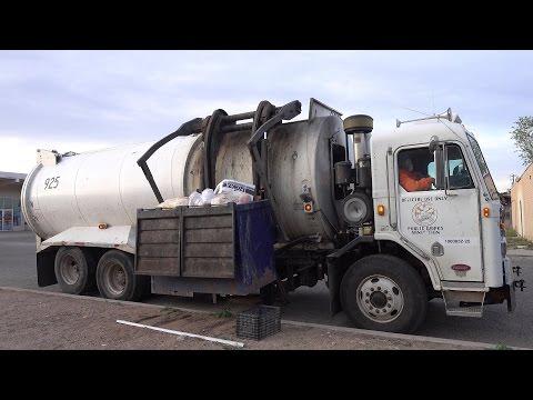 Exploring Arizona's Garbage Trucks