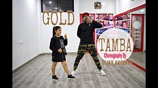 Gold Tamba Video Song | Batti Gul Meter Chalu | Dance Choreography BY Vijay Akodiya