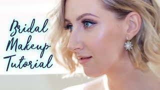 Classic Bridal Makeup | OILY SKIN FRIENDLY | Sharon Farrell