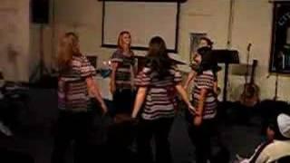 City of David, Godly dancing