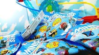 きかんしゃトーマス おもちゃ☆ミニミニトーマス3 第3弾をトイザらス オンラインショップで20袋買って開封してみた☆Thomas MINIS thumbnail