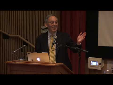 "Steven Chu ""Climate Change and needed technical solution for a sustainable future"""