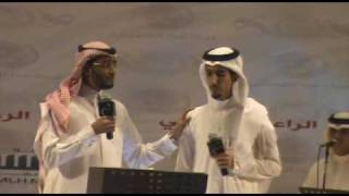 مهرجان شدى الرياض - ناجي الحقباني - محمد المساعد