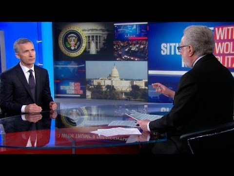 NATO head Jens Stoltenberg's entire interview