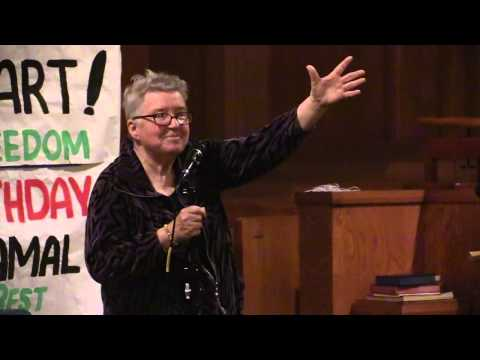 LYNNE STEWART - Free ALL Political Prisoners! Benefit - May 3rd, 2014