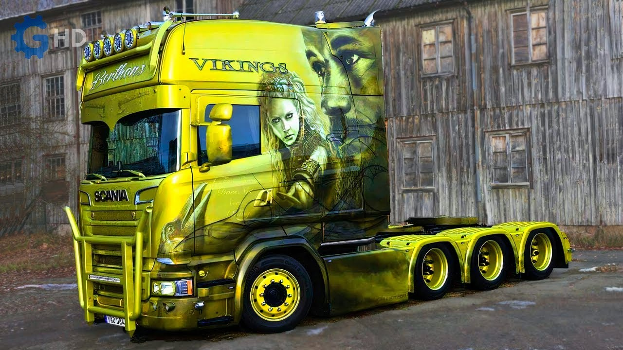 The Most Incredible Truck Transformations You Have To See 2  ▶ Old truck restoration