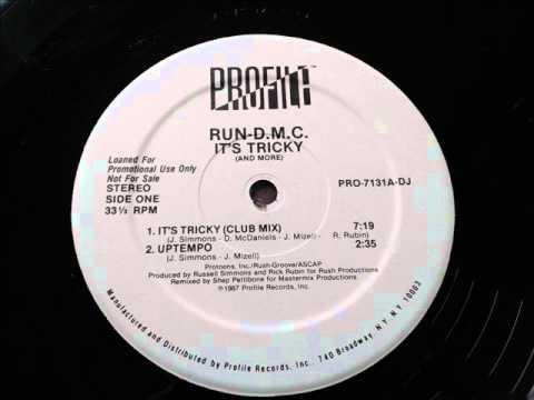 Run DMC - Uptempo 1987