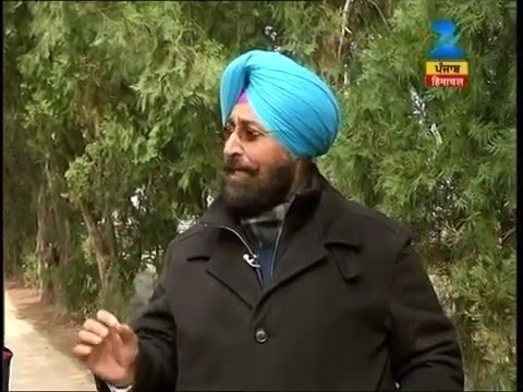 PARTAP SINGH BAJWA'S EXCLUSIVE INTERVIEW BY DINESH SHARMA, EDITOR ZEE MEDIA