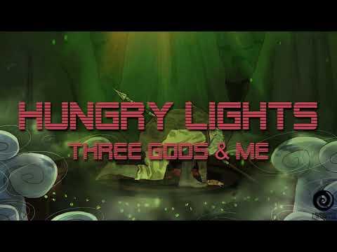 Hungry Lights - Three Gods & Me (full album)