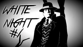 ATMOSPHERIC HORROR | White Night: Part 1 (Gameplay/Walkthrough)